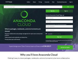 Anaconda くらうど